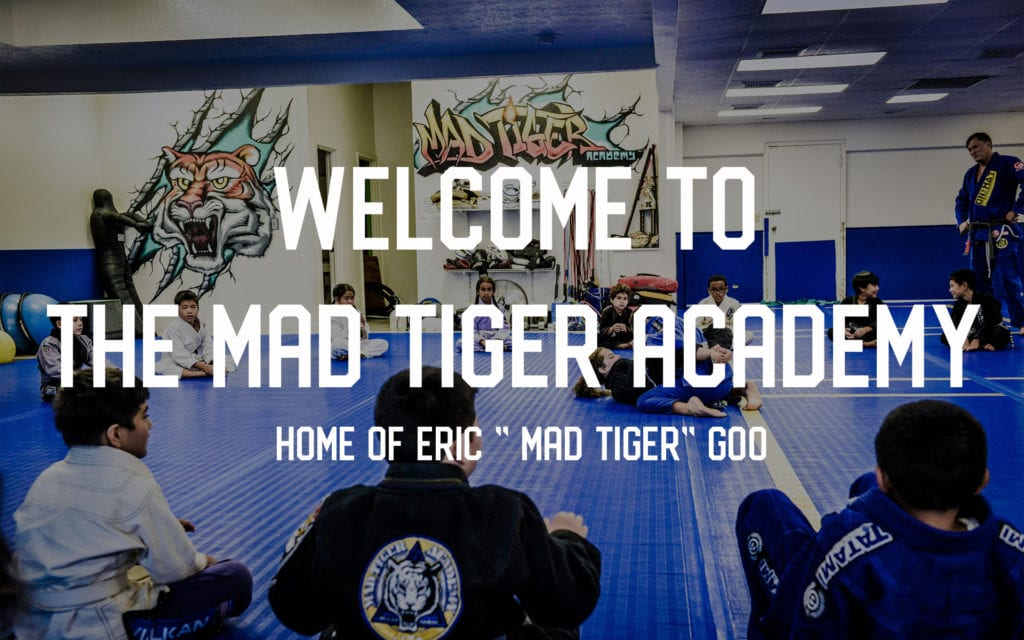 Home - Mad Tiger Academy